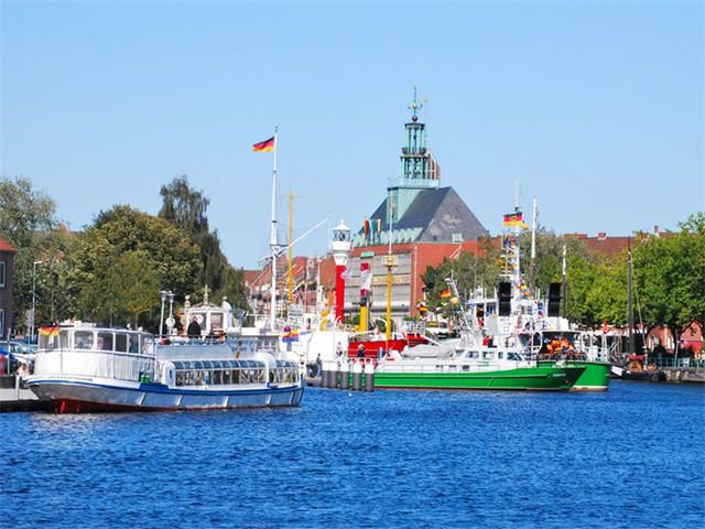 Ausflug nach Emden